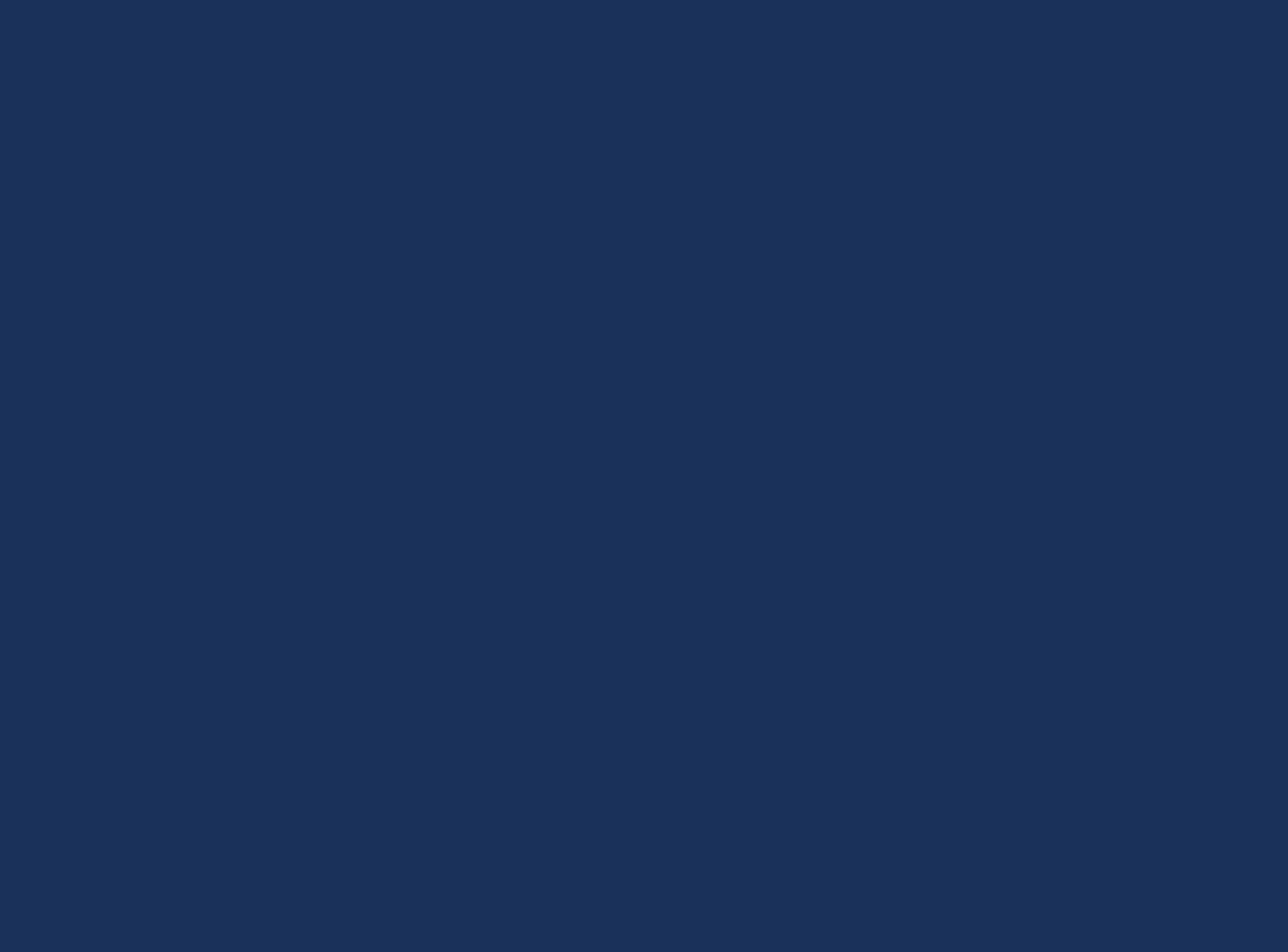 Blue banner